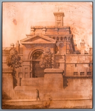 Strang-Pentonville-Gaol