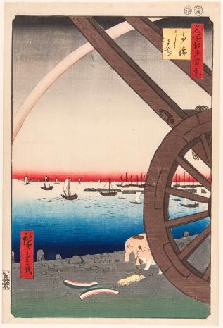 Hiroshige-Plate-81