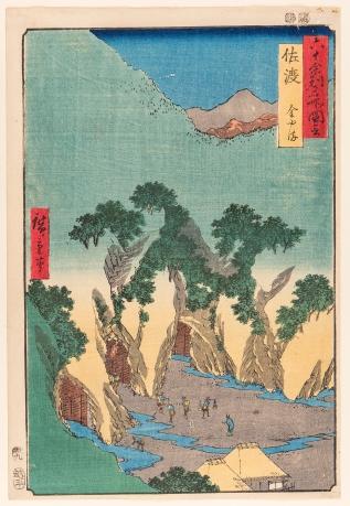 Hiroshige-Plate-36