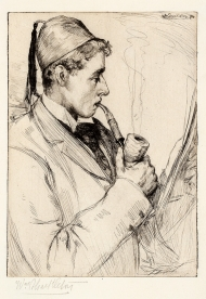 Shackleton-Art-Student