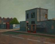 Doreen-Fletcher-Bus-Stop,-Mile-End-1983
