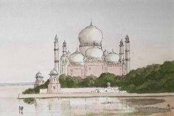 6-agra-taj-mahal-from-the-fort