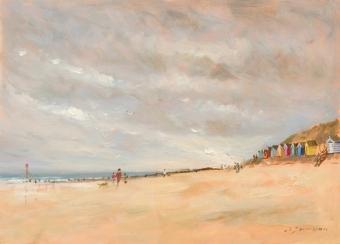 2-cromer-east-beach-windy-day