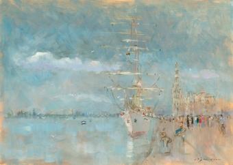 7-sailing-ship-at-antwerp