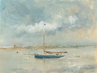 8-boat-at-anchor-off-west-mersea-essex