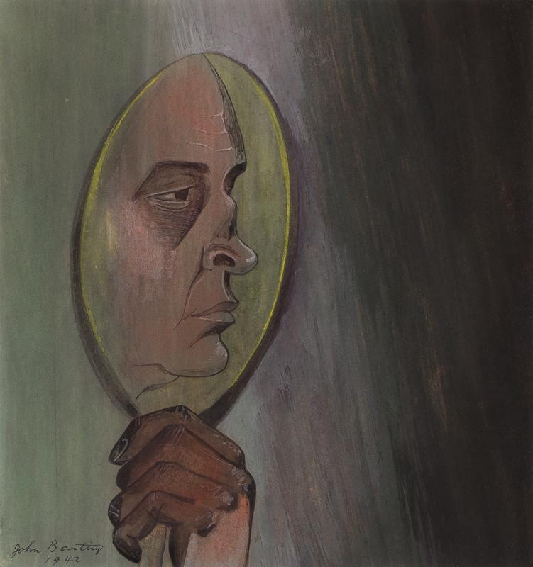 John Bratby Drawings Banting John 1902-1972