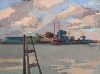 Tate-and-Lyle,-North-Woolwich.-2013