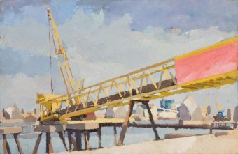 Yellow-Crane,-Woolwich.-2014