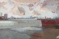 Blackwall-reach-from-Lovell's-Wharf.-2009