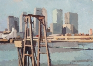 Canary-Wharf-with-gantry-from-Delta-Wharf.-2010
