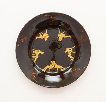 Prue Cooper - Slipware Dishes (12)
