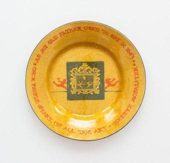 Prue Cooper - Slipware Dishes (4)