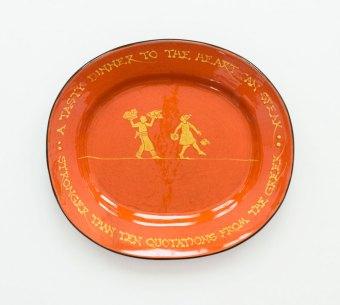 Prue Cooper - Slipware Dishes (31)
