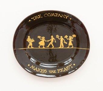 Prue Cooper - Slipware Dishes (38)
