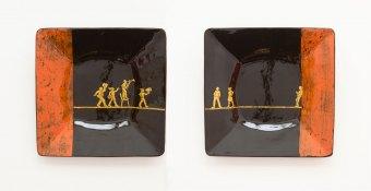 Prue Cooper - Slipware Dishes (11)