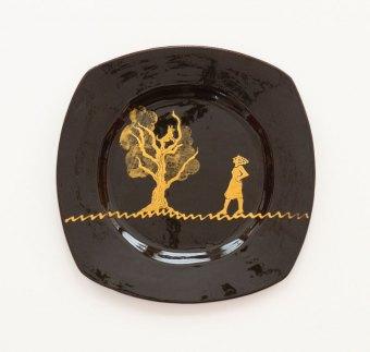 Prue Cooper - Slipware Dishes (14)