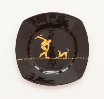 Prue Cooper - Slipware Dishes (13)
