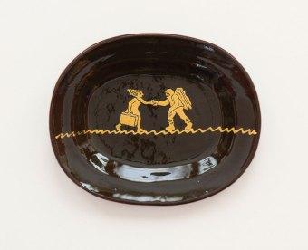 Prue Cooper - Slipware Dishes (20)