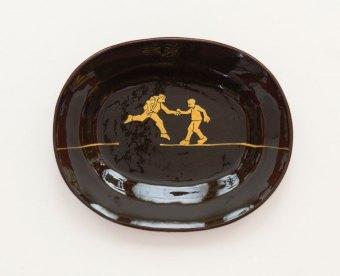 Prue Cooper - Slipware Dishes (27)