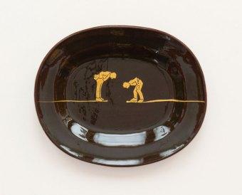 Prue Cooper - Slipware Dishes (29)