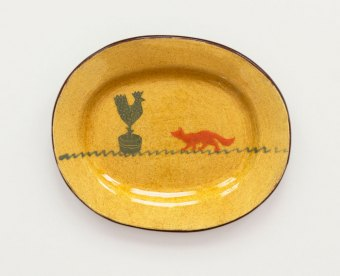 Prue Cooper - Slipware Dishes (30)