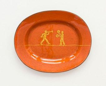 Prue Cooper - Slipware Dishes (19)