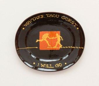 Prue Cooper - Slipware Dishes (44)