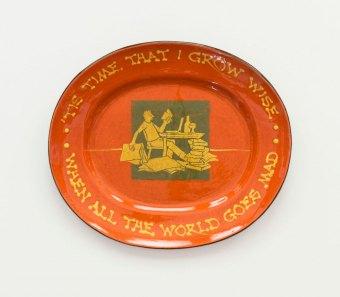 Prue Cooper - Slipware Dishes (37)