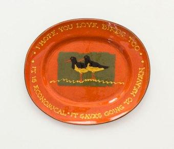 Prue Cooper - Slipware Dishes (48)