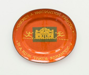 Prue Cooper - Slipware Dishes (43)