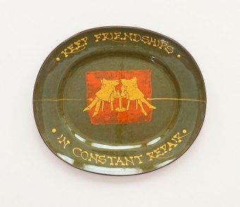 Prue Cooper - Slipware Dishes (35)