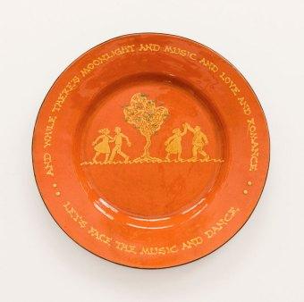 Prue Cooper - Slipware Dishes (9)