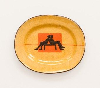 Prue Cooper - Slipware Dishes (23)