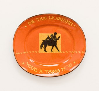Prue Cooper - Slipware Dishes (46)