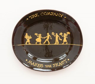 Prue Cooper - Slipware Dishes (38)