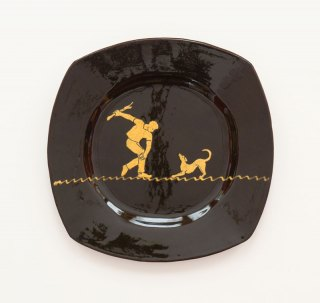 Prue Cooper - Slipware Dishes (13)
