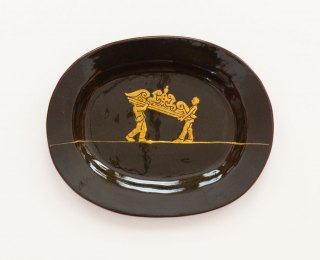 Prue Cooper - Slipware Dishes (17)