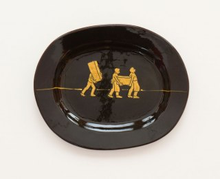 Prue Cooper - Slipware Dishes (22)