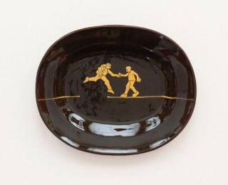 Prue Cooper - Slipware Dishes (27)