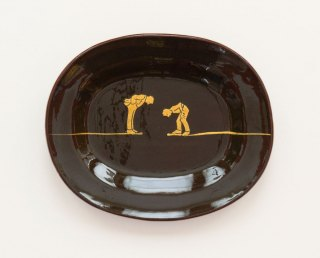 Prue Cooper - Slipware Dishes (29)