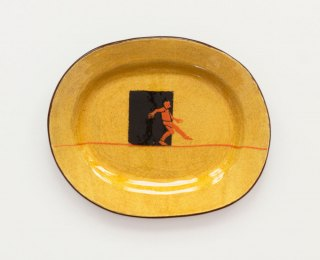 Prue Cooper - Slipware Dishes (28)