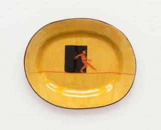 Prue Cooper - Slipware Dishes (28)