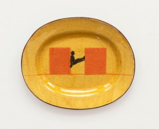 Prue Cooper - Slipware Dishes (16)