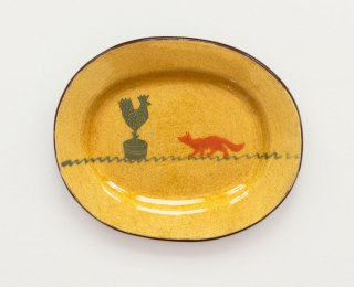 Prue Cooper - Slipware Dishes (30)