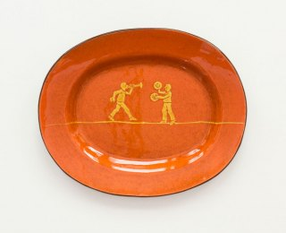 Prue Cooper - Slipware Dishes (19)