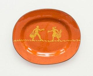 Prue Cooper - Slipware Dishes (50)