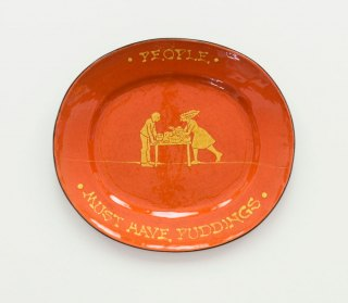 Prue Cooper - Slipware Dishes (33)