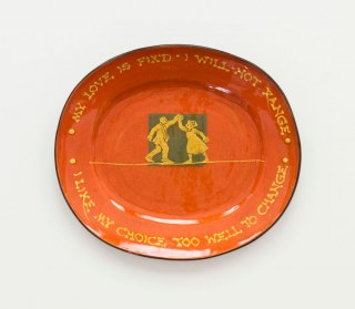 Prue Cooper - Slipware Dishes (39)