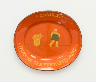 Prue Cooper - Slipware Dishes (52)