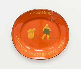 Prue Cooper - Slipware Dishes (52)